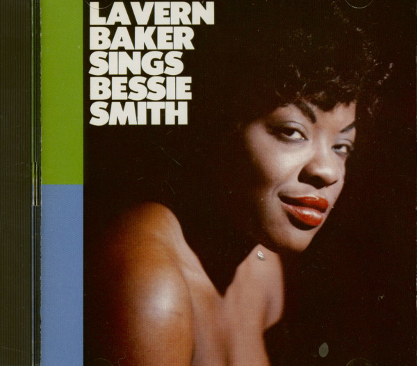 Sings Bessie Smith (CD)