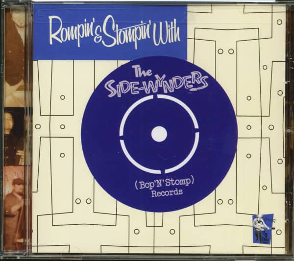 Rompin' & Stompin' With The Side-Wynders (CD)