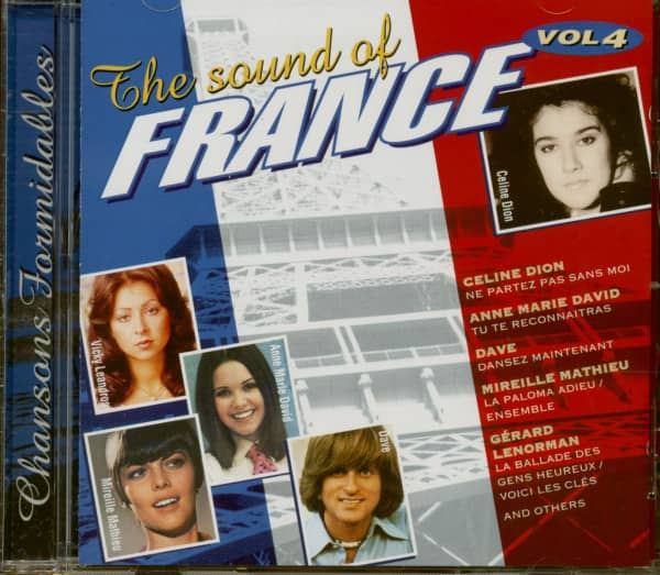 The Sound Of France Vol.4 (CD)