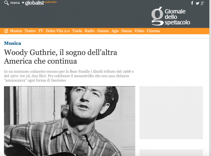 Press-Woody-Guthrie-The-Tribute-Concerts-globalist-IT