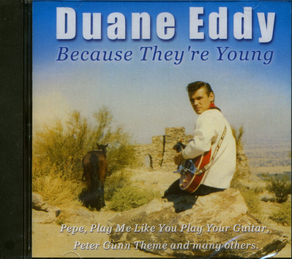 Because They're Young (CD)