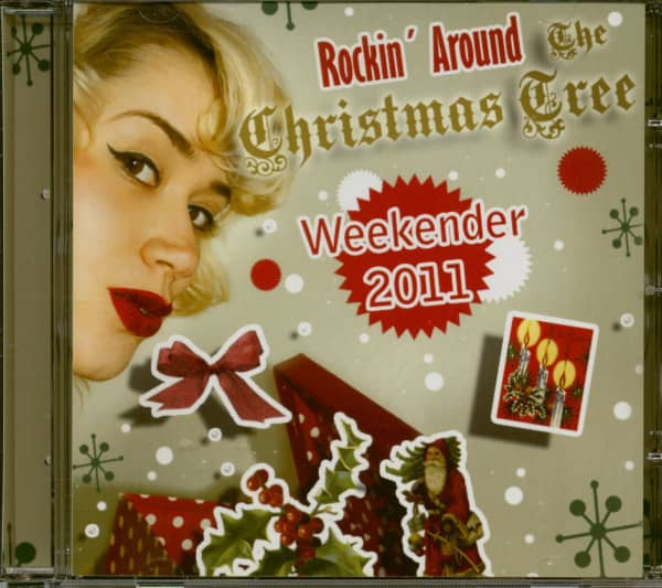 Rockin' Around The Christmas Tree - 2011 Edition (CD)
