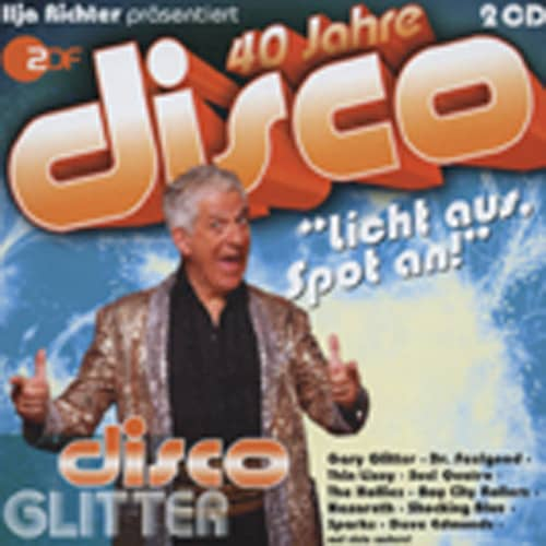Disco - Disco Glitter (2-CD)