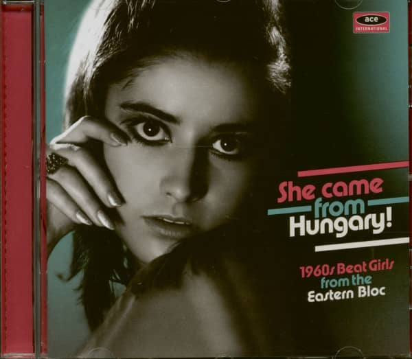 She Came From Hungary! - 1960s Beat Girls From The Eastern Bloc (CD)