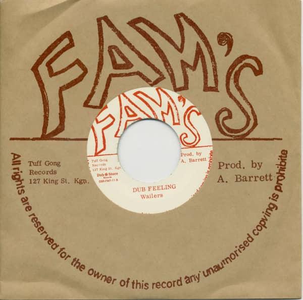 Trouble Dub - Dub Feeling (7inch, 45rpm, BC, CS)