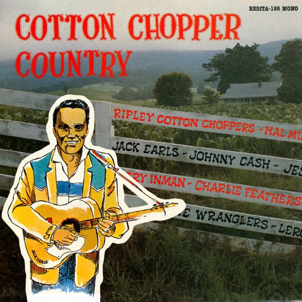 Cotton Chopper Country (LP)