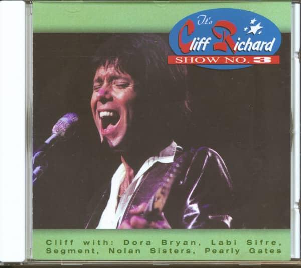 It's Cliff Richard - Show No.3 (CD)