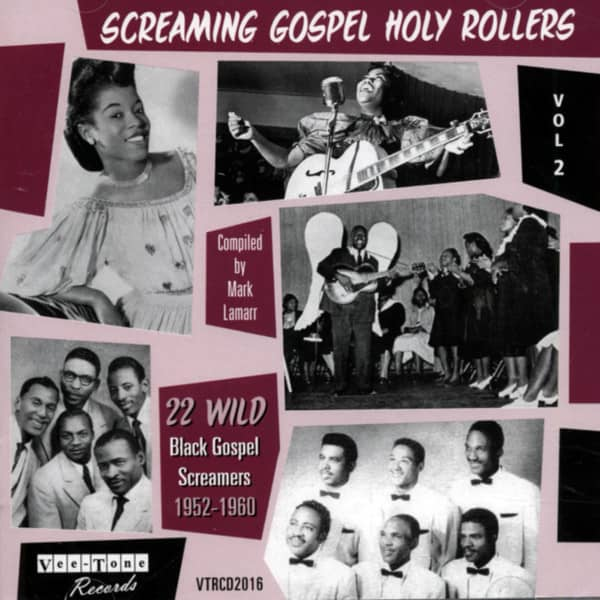 Screaming Gospel Holy Rollers