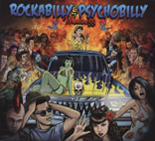 Rockabilly & Psychobilly Madness (2-CD)