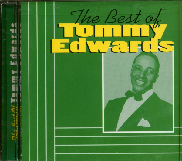 The Best Of Tommy Edwards (CD)