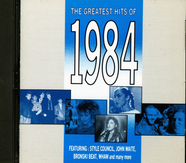 The Greatest Hits Of 1984 (CD)