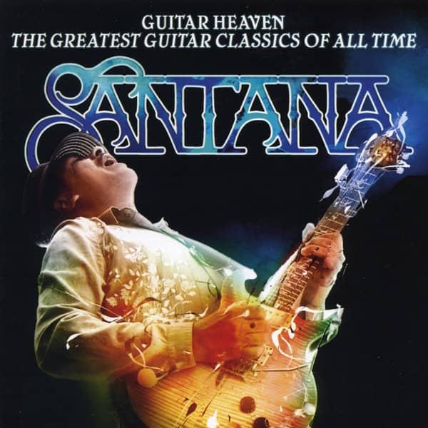 Guitar Heaven: The Greatest Guitar .. (CD-DVD