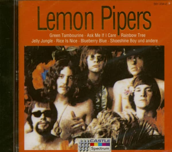 The Lemon Pipers (CD)