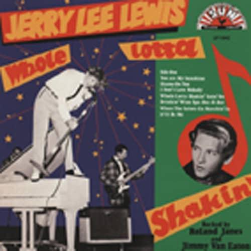 Whole Lotta Shakin' Goin' On (LP 1042) 180g