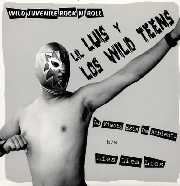 Wild Juvenile Rock'n'Roll (7inch, 45rpm, PS)