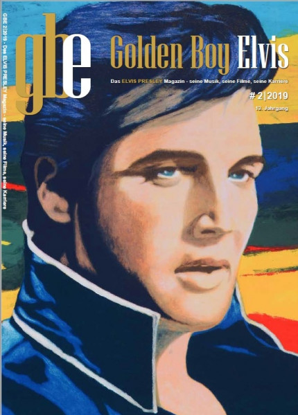 Golden Boy Elvis - Fachmagazin 2-2019