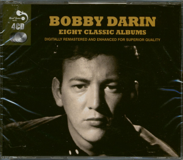 8 Classic Albums (4-CD)