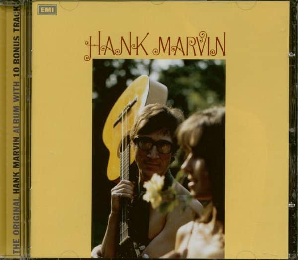 Hank Marvin (CD)