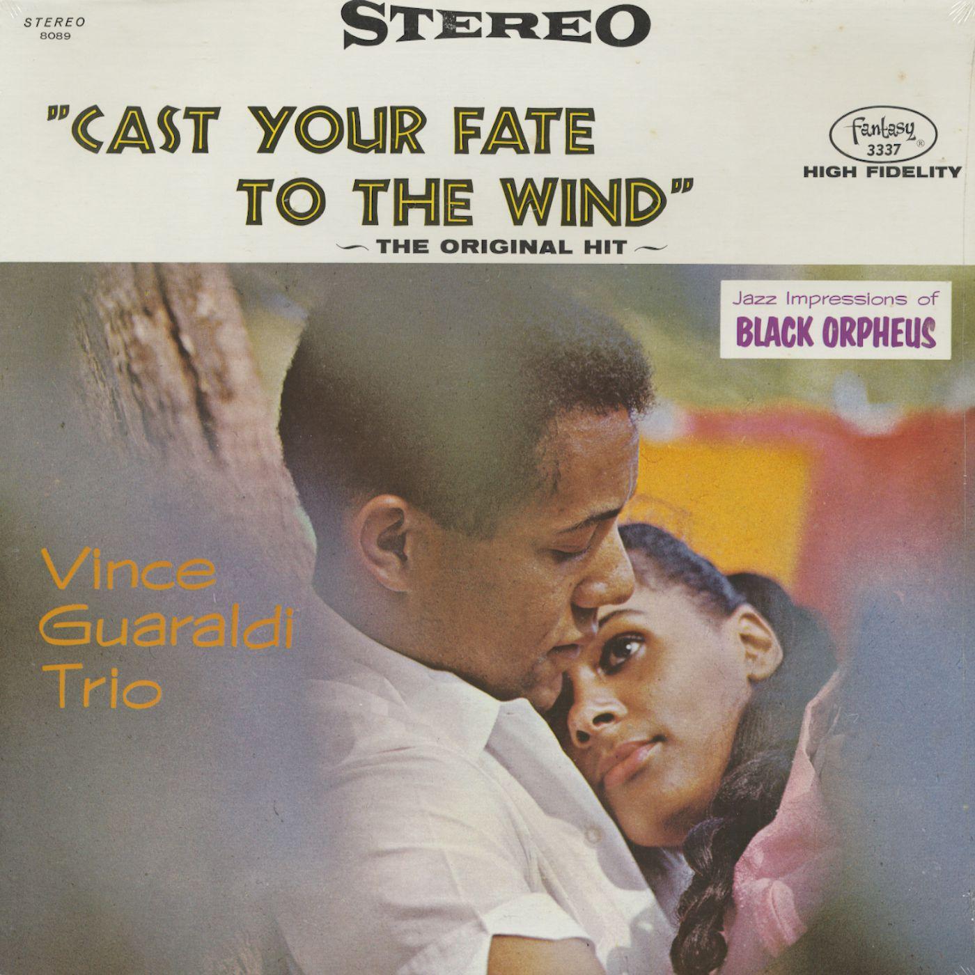 Vince Guaraldi Trio Lp Jazz Impressions Of Black Orpheus
