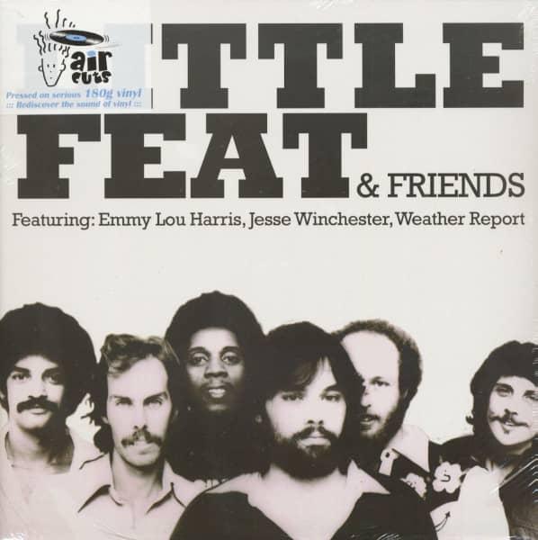 Little Feat And Friends (LP, 180g Vinyl)