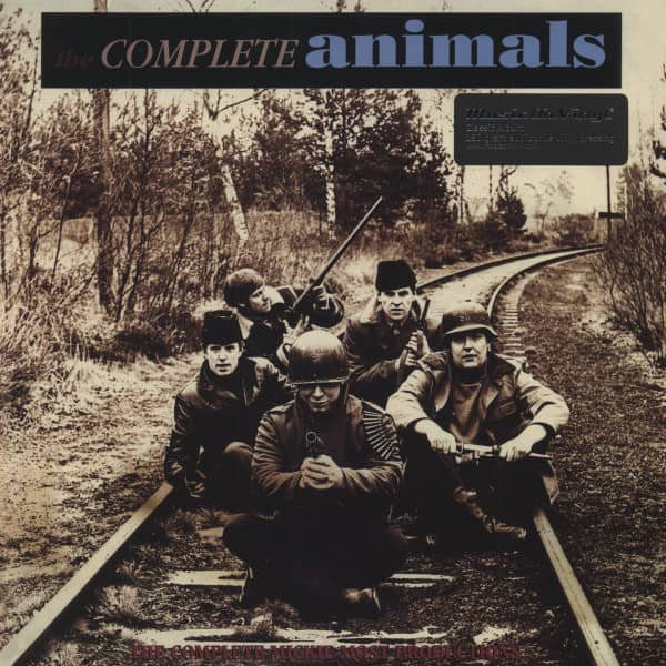 Complete Animals (3LPs - 180gr)