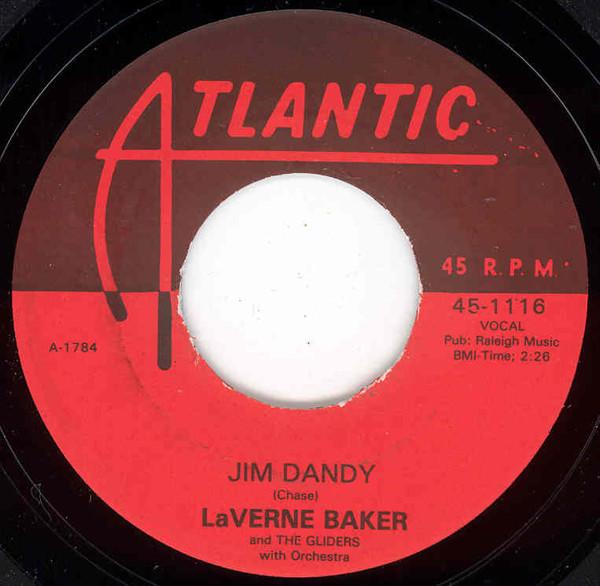 Jim Dandy - Tra La La 7inch, 45rpm