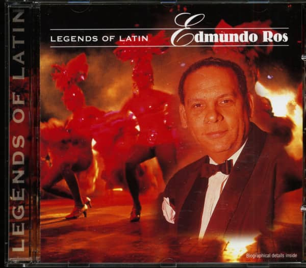 Legends Of Latin (CD)