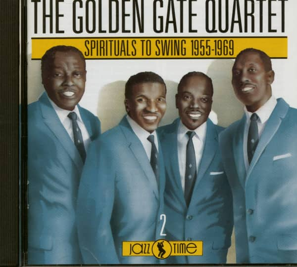 Spirituals To Swing 1955-1969 (CD)