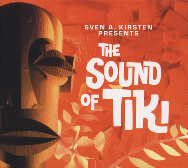 The Sound Of Tiki (CD)