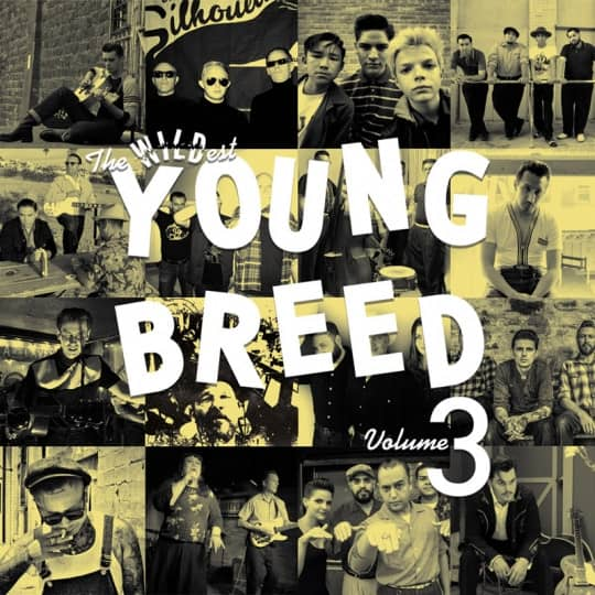 The WILDest Young Breed Vol.3 (CD)