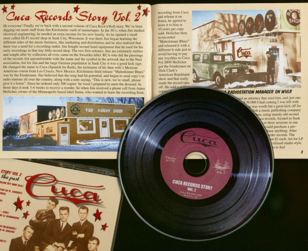 Cuca Rock'n'Roll Story Vol.2