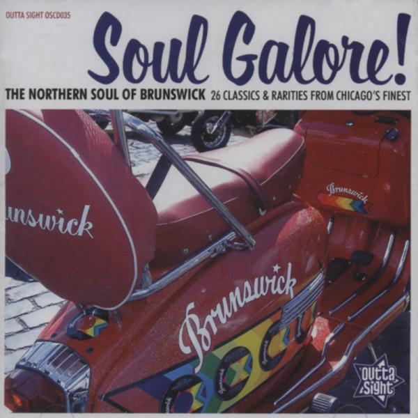 Soul Galore! - The Northern Soul Of Brunswick
