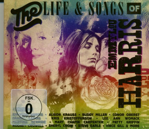 The Life & Songs Of Emmylou Harris: An All-star Concert Celebration (1-CD, 1-DVD)