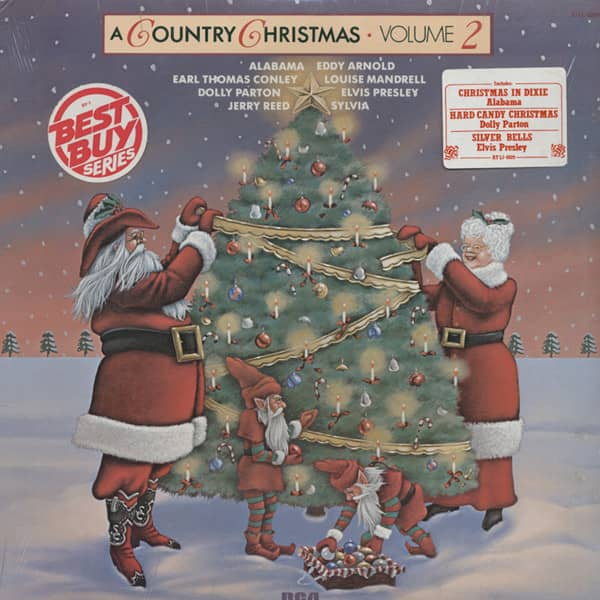 Country Christmas, Vol.2 (LP)