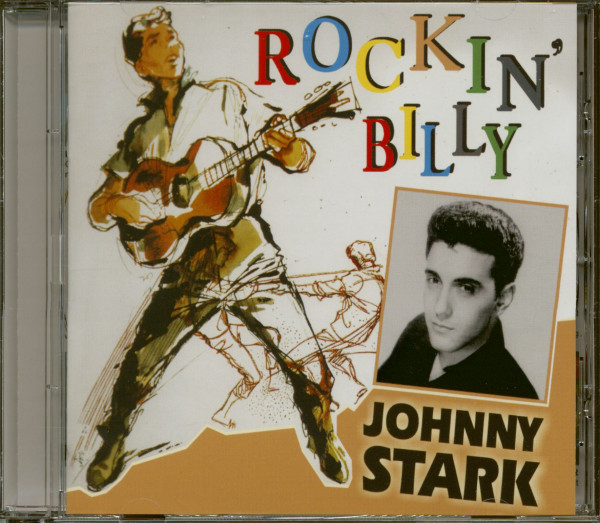 Rockin' Billy (Johnny Stark a.k.a. Johnny Apollo) Teen Rock & Roll
