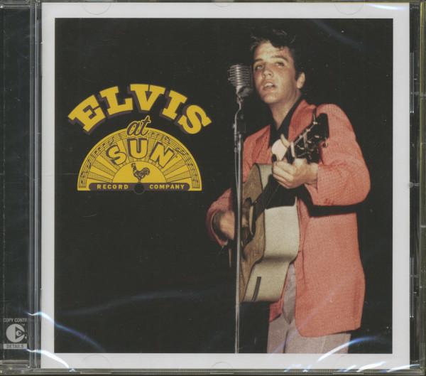 Elvis At Sun - 2004 EU (CD)