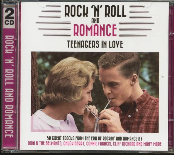 Rock'n'Roll And Romance - Teenagers In Love (2-CD)