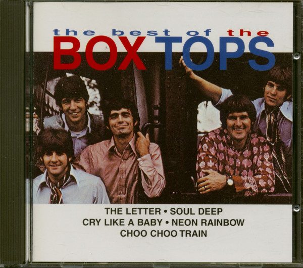 The Best Of The Box Tops (CD)