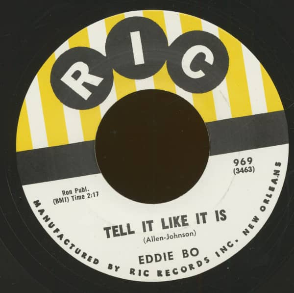 Tell It Like It Is - Every Dog Got His Day (7inch, 45rpm)