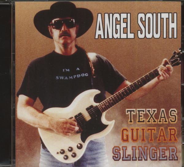 Texas Guitar Slinger (CD)