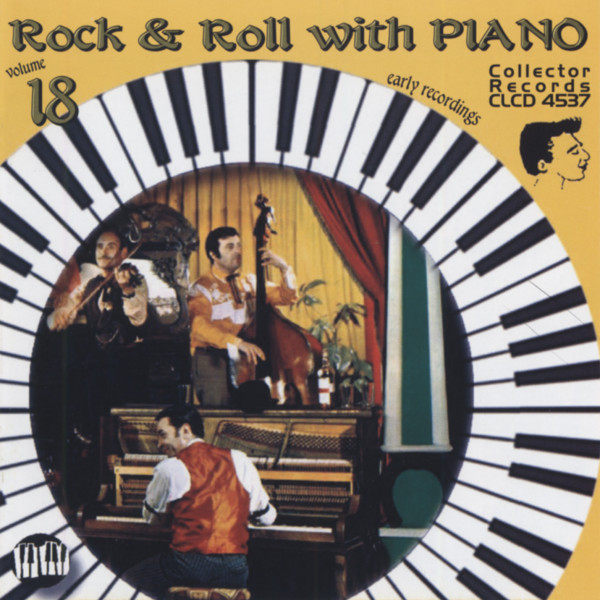 Vol.18, Rock & Roll With Piano