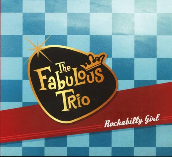 Rockabilly Girl (CD)