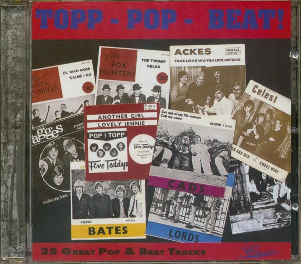 Topp - Pop - Beat! (CD)