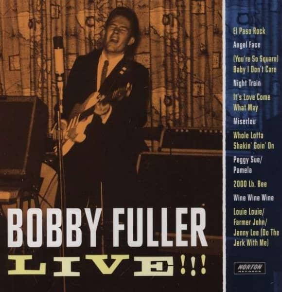 Live!!! (Vinyl LP)