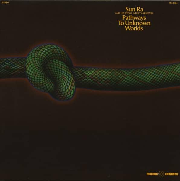 Pathways To Unknown Worlds (LP)