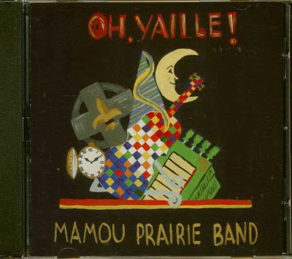 Oh Yaille (CD)