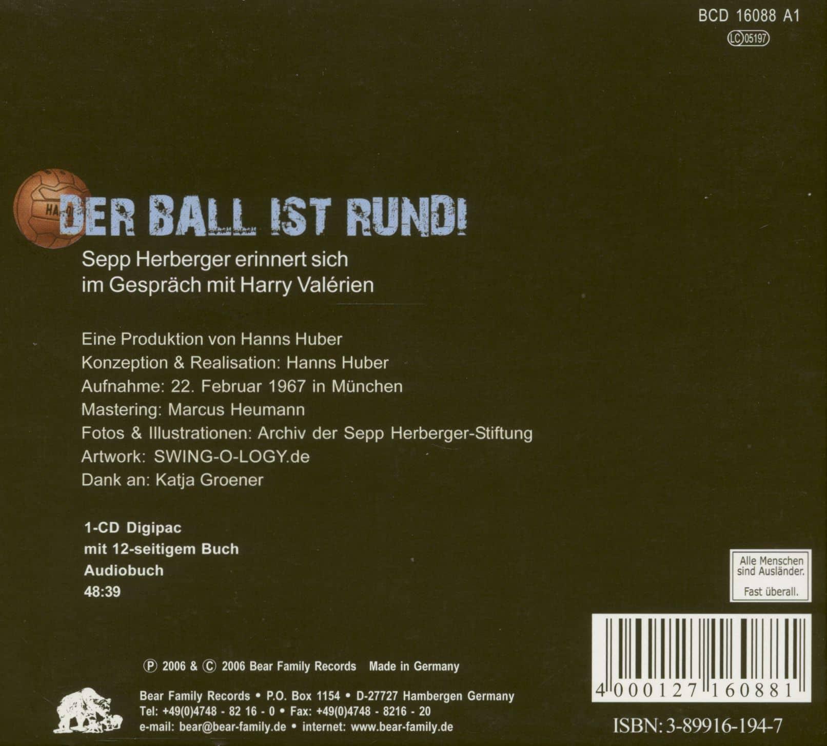 Various Fussball Wm Special Der Ball Ist Rund Ein Tor Im Ohr 2 Cd Bundle