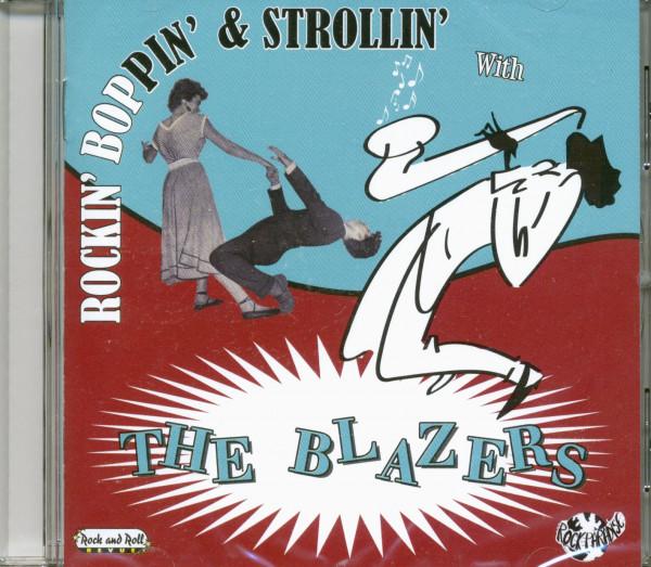 Rockin' Boppin' & Strollin' (CD)