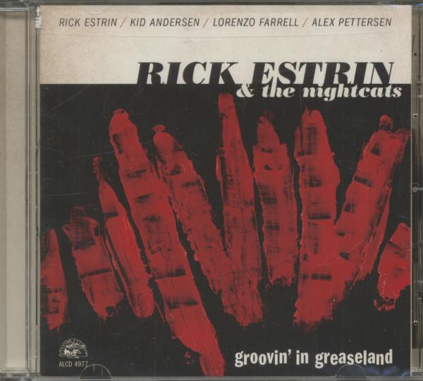 Groovin' In Greaseland (CD)