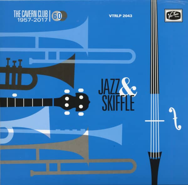 The Cavern Club - Jazz & Skiffle (LP, 10inch, Ltd.)